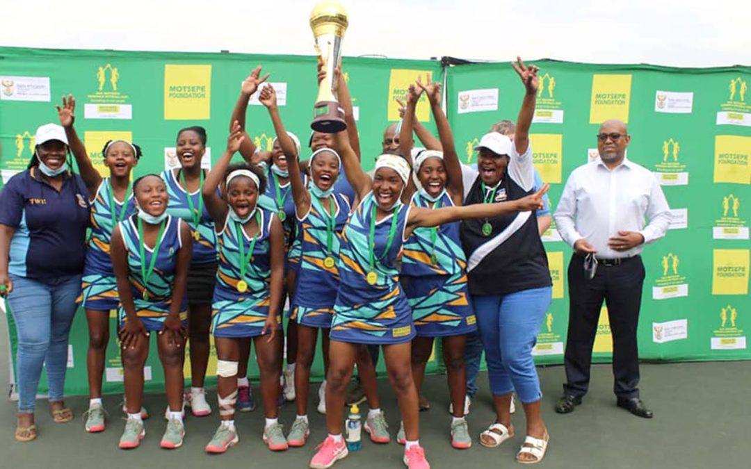 Thatulwazi Wins Big at Kay Motsepe Schools Netball Cup
