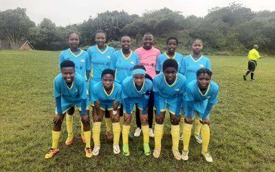 Sunflower WFC Strengthen Sasol League KZN Stream Log Lead
