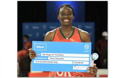 Pamela Chukwu on Track to Achieving Netball Goals