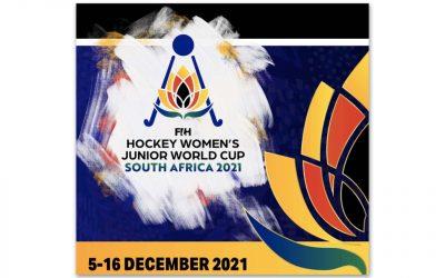 FIH Announces Junior Women's Hockey Cup Pools