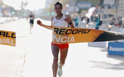 Ethiopia's Letesenbet Gidey Smashed Marathon World Record