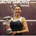 Lizelle Muller Crowned Growthpoint SA National Squash Champion