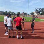Jessi Kahn Blooding New Athletics Stars
