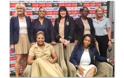 Netball SA President Cecilia Molokwane Aims High