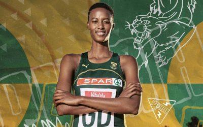 Zanele Vimbela Back in the Game