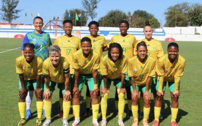 Banyana Banyana Set Sights on Return Leg vs Mozambique